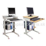 Písací stôl pod počítač