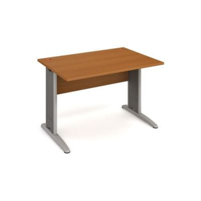 CS 1200 Stôl pracovný dĺžky 120 cm typ RM 100 CROSS 150x75,5x80 cm