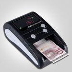 Elektronický tester bankoviek