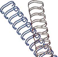 Hrebeň kovový pre drôtenú väzbu
