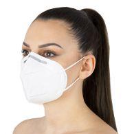 Respiračné rúško bal. 10ks respirátor triedy KN95 ekvivalent FFP2