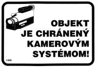 I 1890 S Priestor je monit.kamerovým systémom