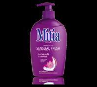 Mitia tekuté myd. 500 ml Sensual fresh s dávkovačom