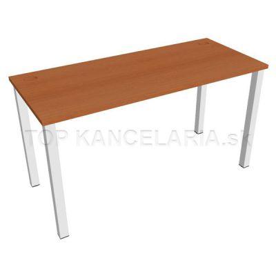 UE 1400 pracovný stôl UNI 140x75,5x60cm s prechodkami