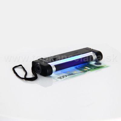 DL-07/DL-01 detektor, tester UV svetlo 4W na batérie